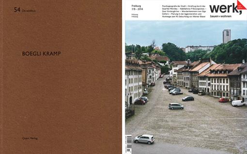 Bibliografie boegli kramp architekten bsa sia swb for Buro lausanne